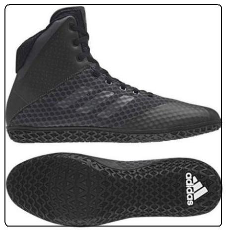 Details zu Combat Speed 4 Blau Weiß ADIDAS Ringerschuhe Ringen Schuhe Wrestling Shoes